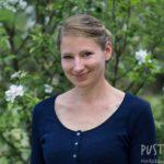 Julia Mehler ist seit 2014 Mitarbeiterin in der Praxis Pusteblume.
